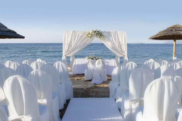 Beach Wedding In Apulia Italy