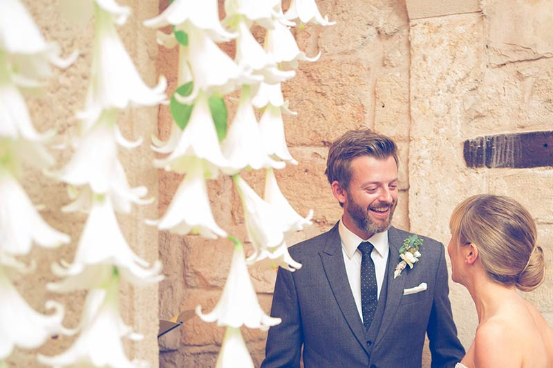 Civil wedding ceremony in Apulia