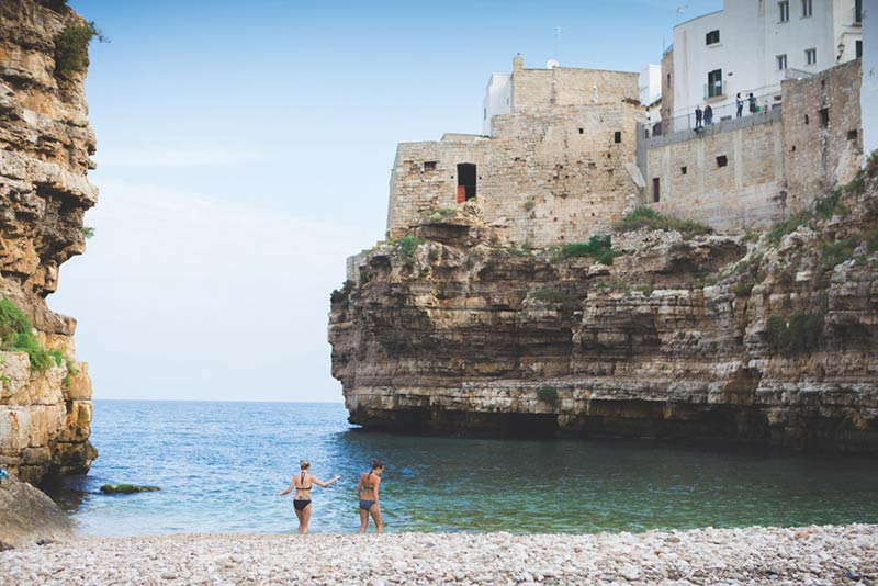 wedding in Polignano a Mare