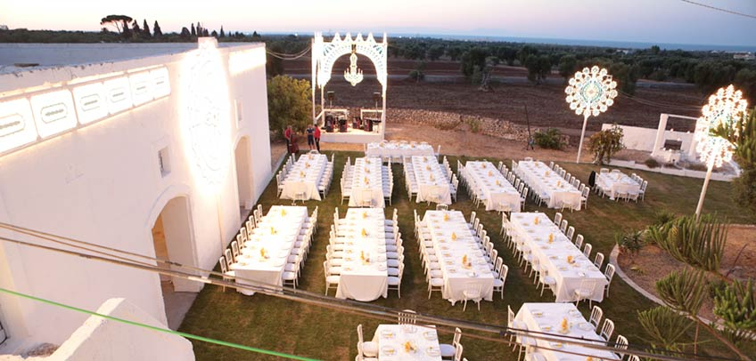 Wedding in Masseria Apulia
