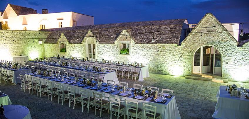 Countryside wedding on Apulia