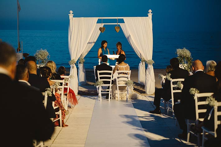 Beach Wedding Puglia Italy