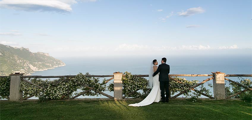 Wedding in Ravello, Amalfi Coast