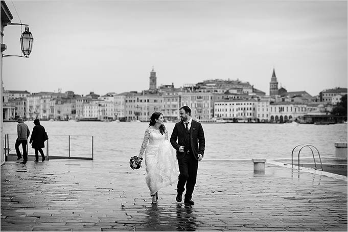 Elopement to Venice