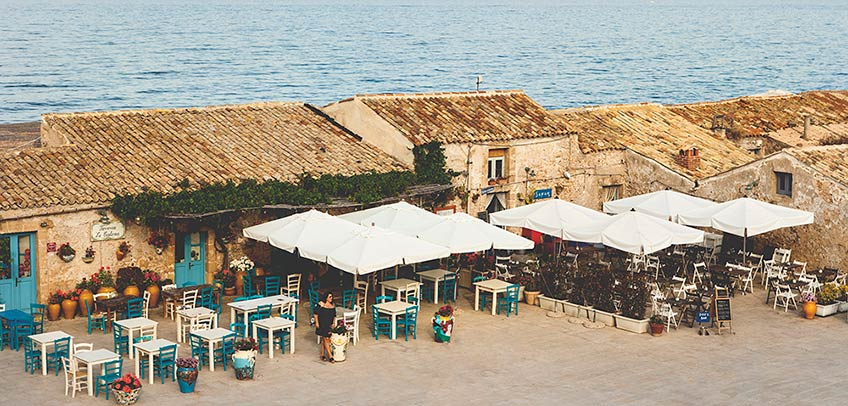 Wedding in Marzanemi Sicily