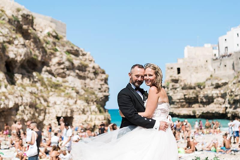Marriage in Puglia