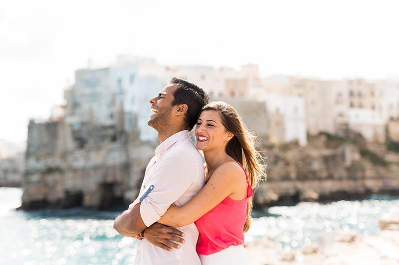 romantic wedding in Puglia