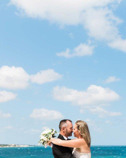 Wedding in Polignano, Apulia