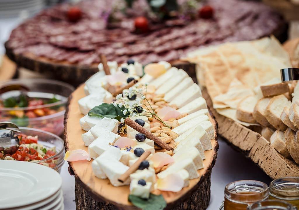 Ligurian wedding cuisine
