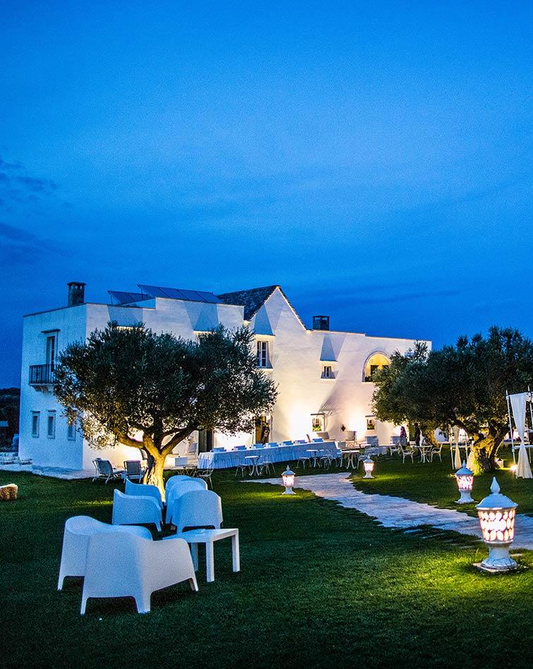Masseria wedding in Apulia