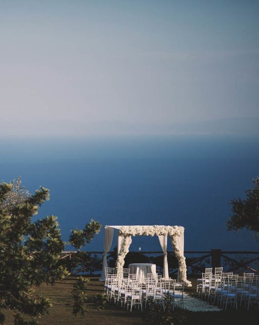 Wedding in Ravello, Amalfi Coast