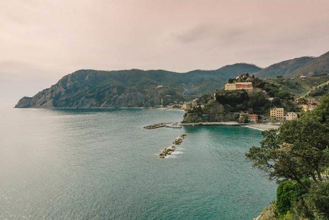 Destination wedding in Cinque Terre