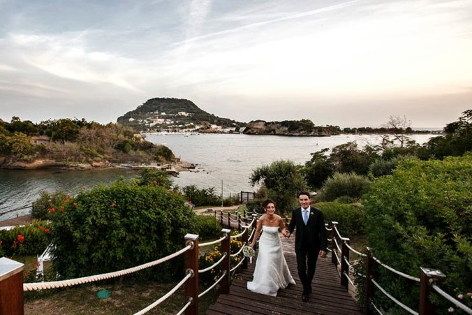 Tie the knot on Italian Riviera