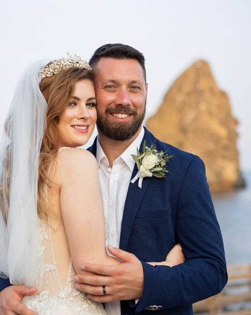 Wedding in Taormina, Sicily