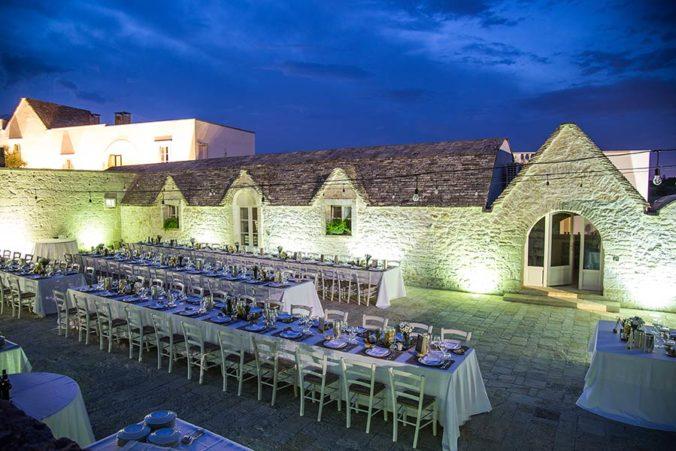 Apulian Masseria wedding