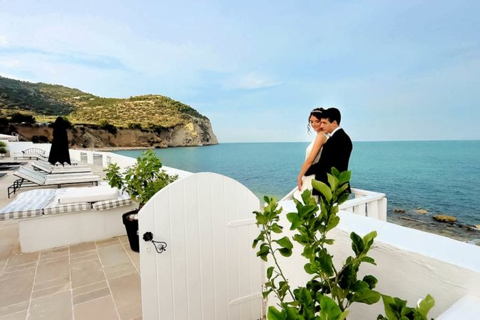 Wedding in Vieste, Apulia