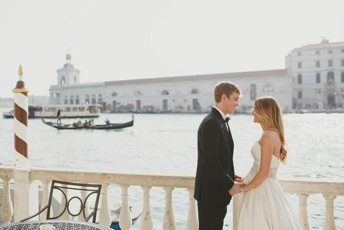 Getting married in Venice
