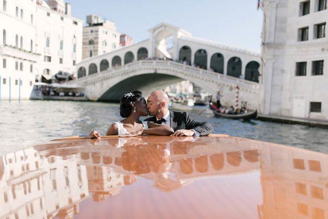 Elope in Venice