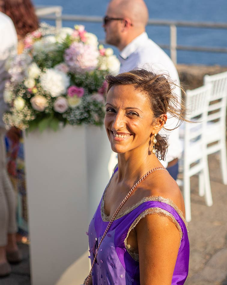 seaside wedding planner in Sicily