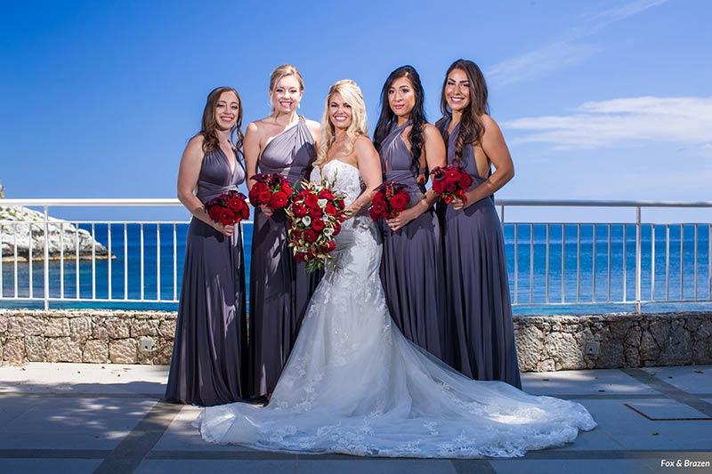 Getting married in Taormina
