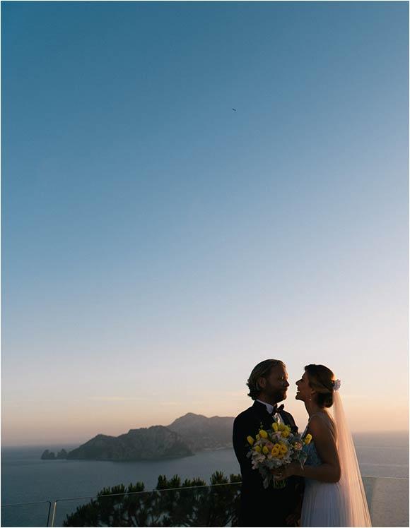 Seaside weddings in Italy