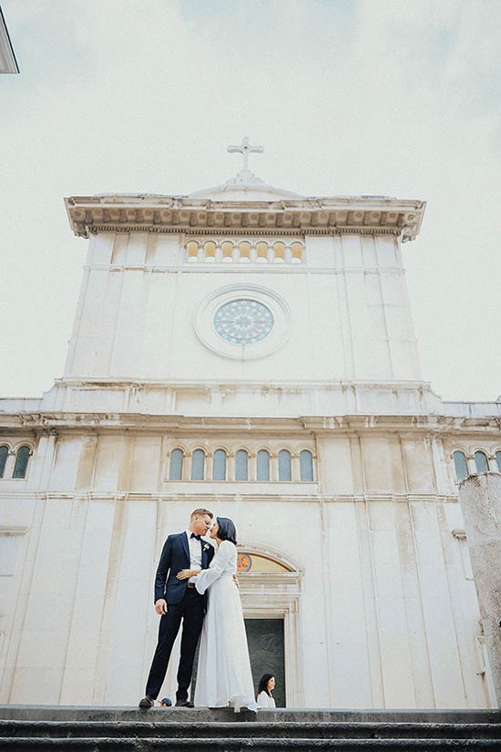 Wedding in Positano on Amalfi Coast
