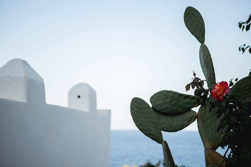 Getting married on Panarea Island, Sicily