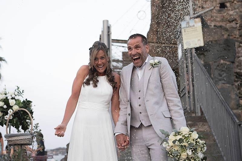 Wedding in Acitrezza Sicily