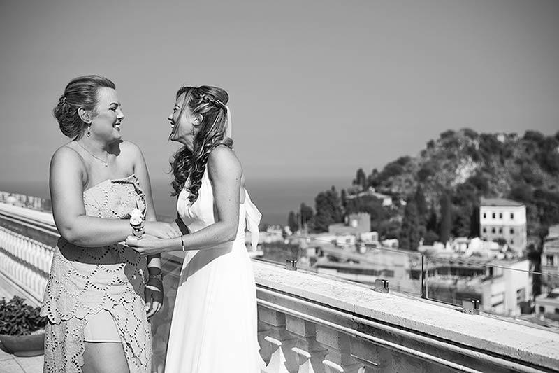 Wedding in Taormina