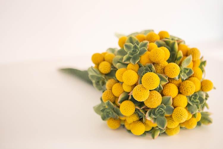 Sicilian bridal bouquet