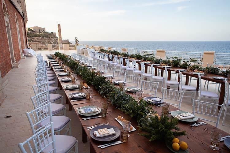 Wedding at Castello Tafuri in Sicily