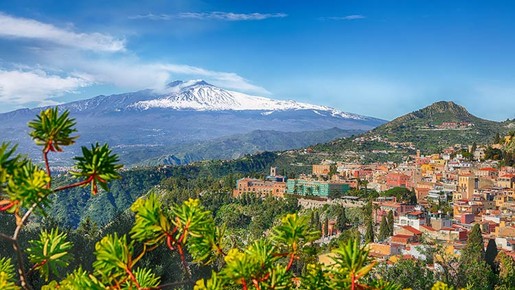Wedding on the top of Volcano Etna – Taormina, Sicily