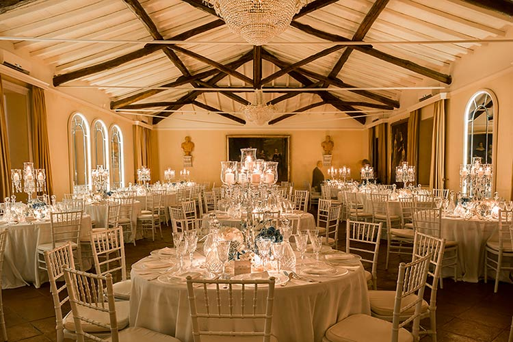 Sicilian wedding at Villa La Limonaia