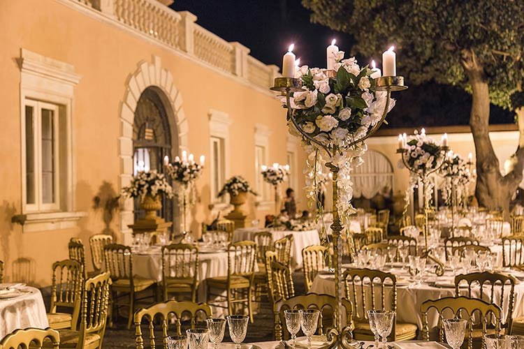 Beautiful villa for your Sicilian wedding