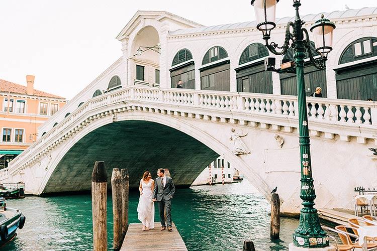 elope ceremony in Venice