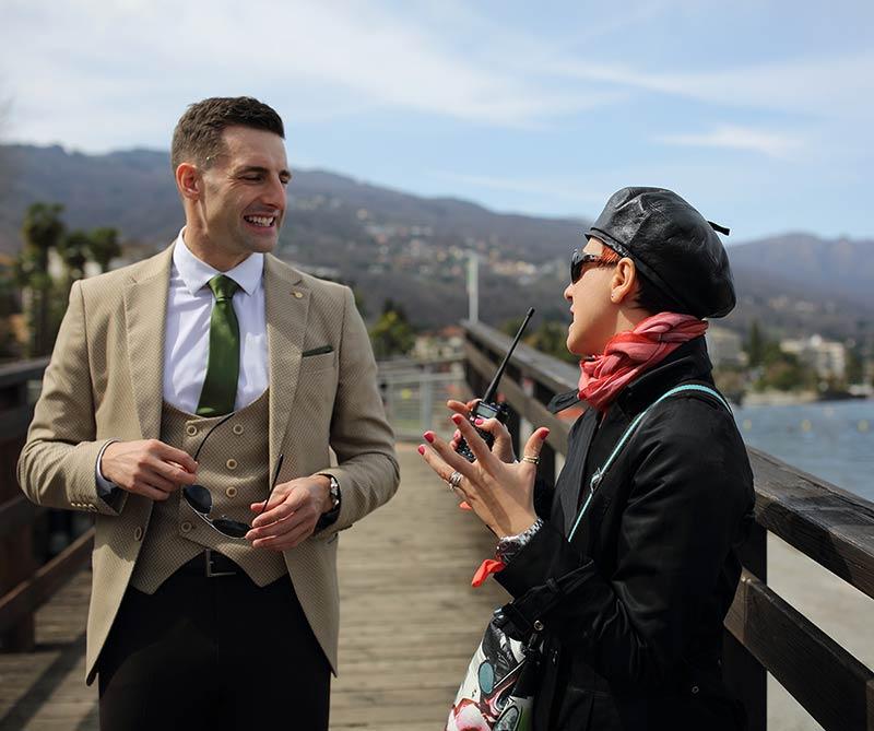 Wedding planner in Italian Riviera